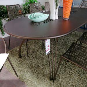 tavolo ovale prezioso casa garden giardino (2)