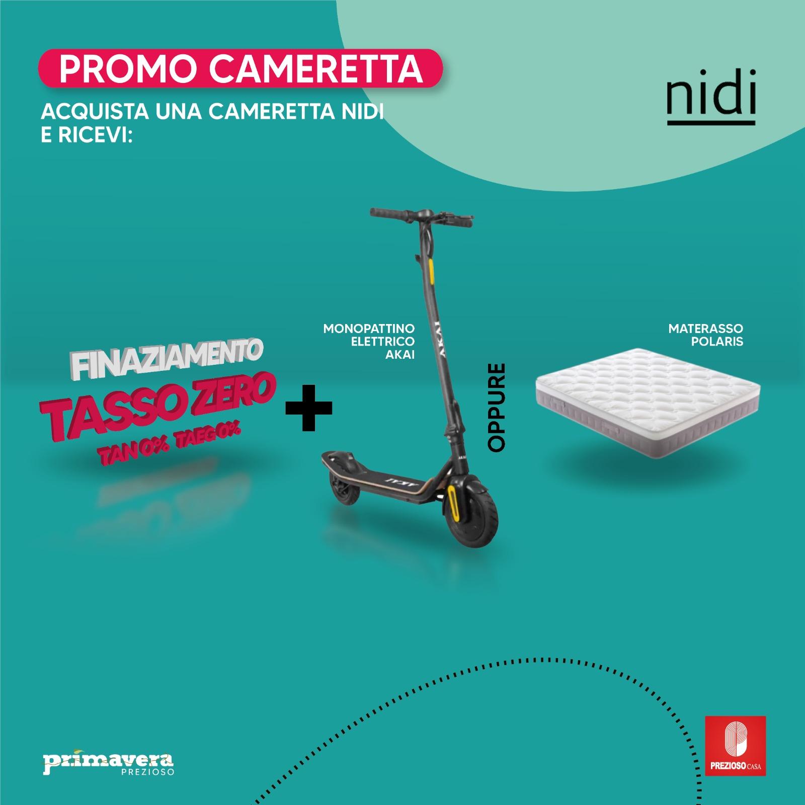Promo Cameretta