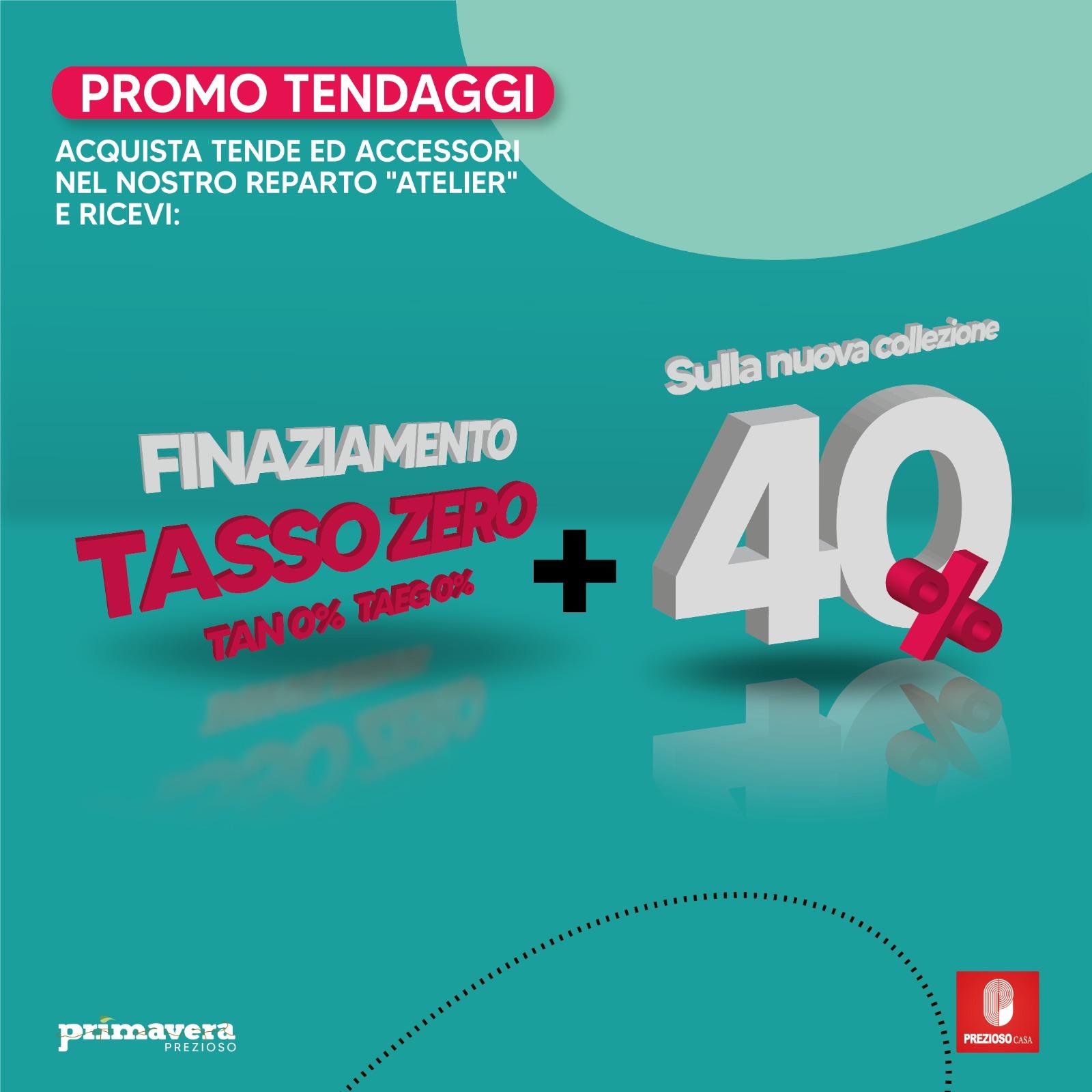 Promo Tendaggi